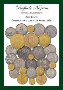 Catalogo Asta Negrini Aprile 2020